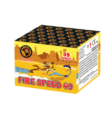 "FIRE SPEED 49 COLPI ""F2"""
